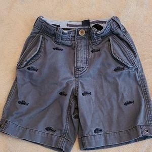 Boys Gap shorts in size 5